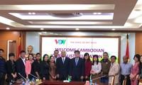 Die Stimme Vietnams wird dem kambodschanischen Radiosender technische Unterstützung weiter anbieten
