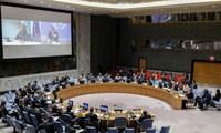 Sondersitzung des UN-Sicherheitsrats über den Konflikt zwischen Russland und der Ukraine