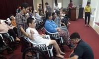 Vietnam begrüßt den Internationalen Tag der Menschen mit Behinderung