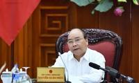Premierminister Nguyen Xuan Phuc leitet Sitzung über die Veranstaltung von Vesak 2019