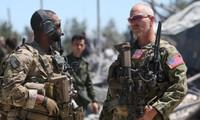 USA wollen den Abzug ihrer Verbündeten aus Syrien in Sicherheit schützen