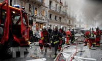 Ursache der heftigen Explosion in Paris liegt wahrscheinlich an Gasleck