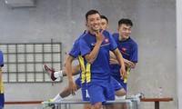 Vietnamesische Futsal-Mannschaft wird für Training nach Spanien reisen