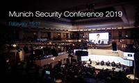 Klärung globaler und heikler Sicherheitsfragen auf der Münchner Sicherheitskonferenz 2019