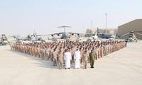 Gemeinsames Manöver der Golfstaaten in Saudi-Arabien