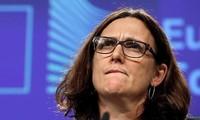 Fortsetzung des Handelsgesprächs zwischen Europa und USA
