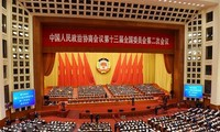 Abschluss der Politischen Konsultativkonferenz des Chinesischen Volkes