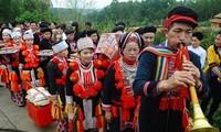 Das Phua-Chuong-Ritual der Volksgruppe Dao do in Yen Bai