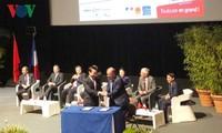 Frankreich und Vietnam wollen die Zusammenarbeit zwischen den Provinzen vorantreiben