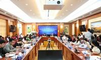 Spitzenpolitiker der Partei und der Regierung werden Gespräch mit 2500 privaten Unternehmen führen