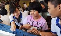 Hilfe für autistische Kinder bei Integrierung in die Gesellschaft