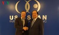 Präsident des USA-ASEAN-Geschäftsrates würdigt die effektiv vietnamesische Politik zur Investitionsförderung