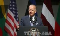 Joe Biden ist der Spitzenkandidat der Demokraten beim Rennen um das Weiße Haus