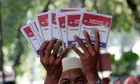 Wahlen in Indonesien: Der letzte Wahlkampf der zwei Kandidaten für Präsidentenamt