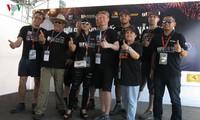 Feuerwerksfestival in Da Nang:  Zweite Runde für Teams aus Brasilien und Belgien