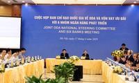 Banken verpflichten sich, weitere Entwicklungshilfe für Vietnam zur Verfügung zu stellen