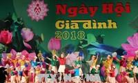 Aktivitäten zum Festtag der vietnamesischen Familien 2019