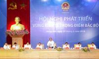 Premierminister leitet Konferenz zur Entwicklung der Hauptwirtschaftzone im Norden