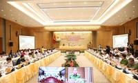 Verwaltungsstab der Regierung und Nationaler Verwaltungsstab setzen Aufgaben des letzten Halbjahres um