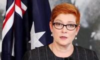 Australien verurteilt die Aktionen Chinas im Ostmeer