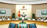 Premierminister Nguyen Xuan Phuc leitet Sondersitzung zur Gesetzgebung im Juli