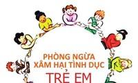 Nationales Kinderseminar in Hanoi
