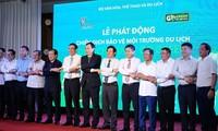 """Bewohner in Da Nang begrüßen die Kampagne des """"Grünen Tourismus"""""""