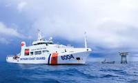 Verstärkung der Aufklärung über das Gesetz zur vietnamesischen Seepolizei
