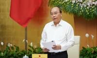 Vietnamesische Wirtschaft erhält Wachstumstempo in allen Bereich aufrecht