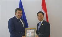 Vietnam und Ungarn verstärken Zusammenarbeit in Technologie, Information und Kommunikation