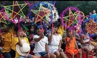 Vollmondfest-Veranstaltungen für Kinder in vielen Provinzen