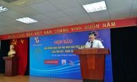 Fast 200 Sportler nehmen am Tischtennis-Turnier des Pokals des vietnamesischen Journalistenverbandes teil