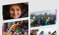 """Fotoausstellung """"Mexiko – Vietnam: Ein Ort, an dem die Blicke sich treffen"""""""