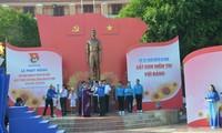 Aktivitäten zum 90. Gründungstag der Kommunistischen Partei Vietnams