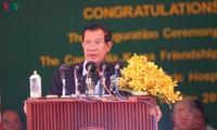 Entwicklung der guten Nachbarschaft und traditionelen Freundschaft zwischen Vietnam und Kambodscha
