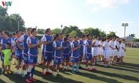 Fußballklub der Künstler – Treffpunkt der Leidenschaft