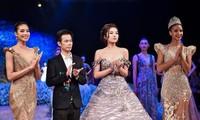 Internationale Herbst-Winter-Modeschau in Vietnam 2019