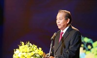 Vizepremierminister Truong Hoa Binh: günstige Bedingungen für Rechtsanwälte schaffen