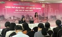"""Kunstprogramm """"Stadt zur Verbindung der Liebe"""" in Ho Chi Minh Stadt"""