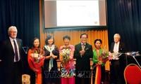 Konzert des Komponisten Nguyen Van Quy in der Schweiz