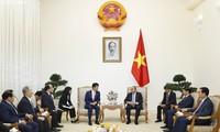 Provinzen in Vietnam und Japan stärken Zusammenarbeit