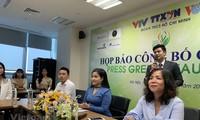 """Schönheitswettbewerb """"Press Green Beauty"""" in Hanoi"""