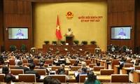 Pressemitteilung über die Eröffnung der 8. Sitzung des Parlaments der 14. Legislaturperiode