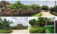 Gemeinde Viet Dan ist erstes Model bei Neugestaltung ländlicher Räume in Vietnam