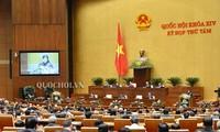 Konzentration auf Stabilisierung der Makrowirtschaft und den Plan zur sozialwirtschaftlichen Entwicklung