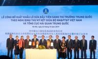 Vietnam exportiert erste Milchprodukte nach China