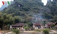 Authentischer Tourismus im Stein-Dorf Khuoi Ky