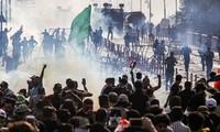Schwierigkeiten des Iraks beim Wiederaufbau des Landes