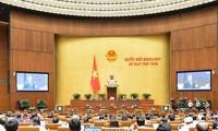 Parlamentssitzung: Innovation für nachhaltige Entwicklung