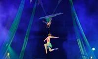 "Neue Zirkus-Show ""Goldene Talente"""
